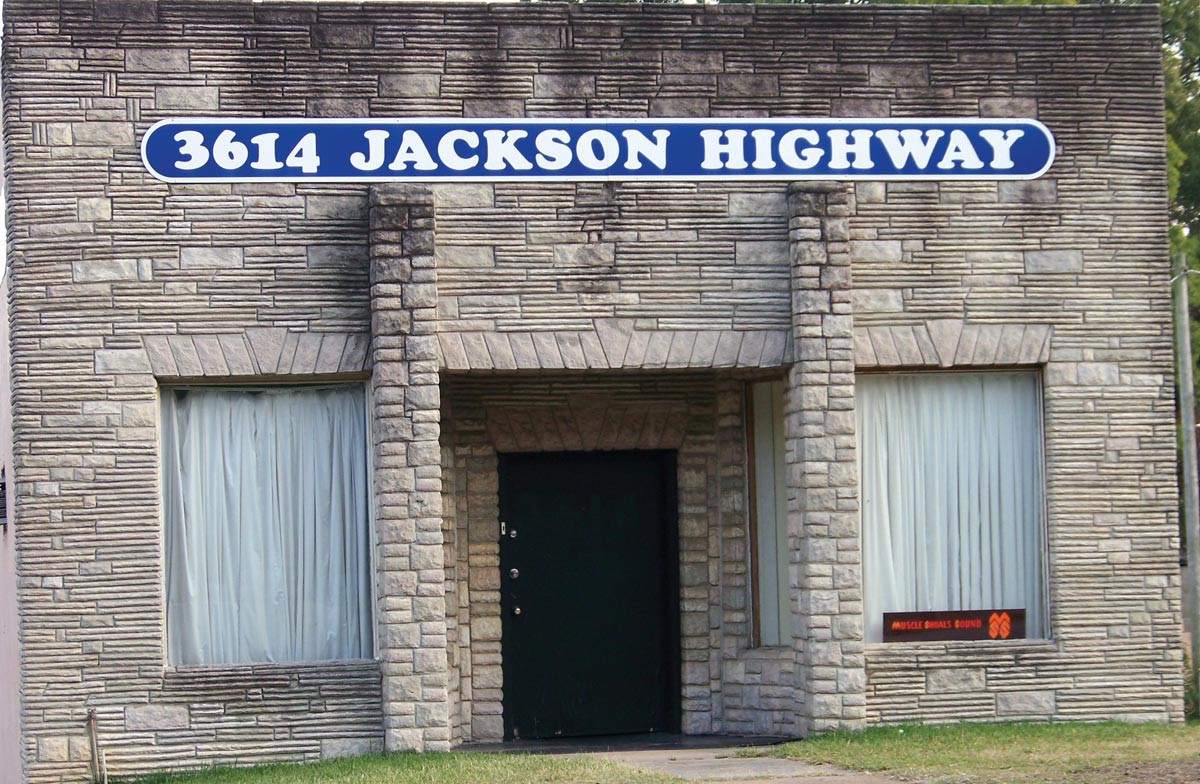 Muscle Shoals Sound Studio
