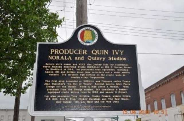 Historic Music Marker